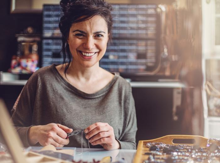 Garantie en service na het maken van sieraden
