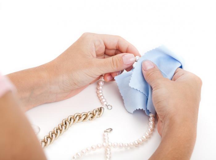 schoonmaak advies Victoria juwelen
