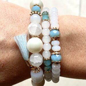 Zomercollectie armbanden