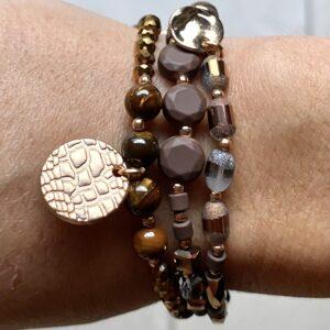 Wintercollectie armbanden